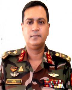 Brig Gen Md Sharif Hossain, psc
