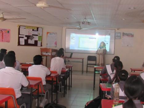 BSISC Multimedia Classroom
