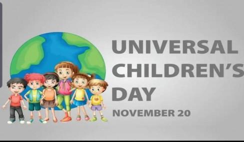 🎉HAPPY WORLD CHILDREN'S DAY!🎉