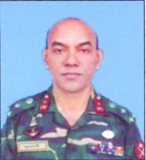 Brig Gen Md Ayub Ansary,psc(retd)