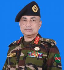 Major General Mohammad Humayun Kabir, OSP, SUP, rcds, psc