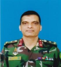 Brigadier General S M Shamsul Salekin, psc